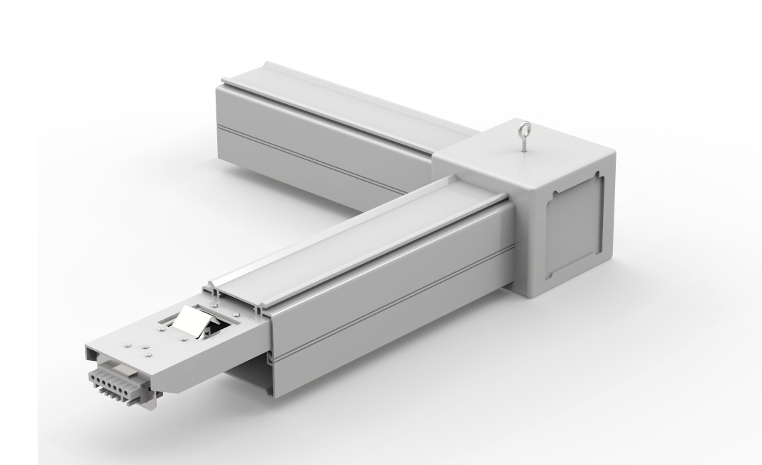 Trunking Linear Lighting Accesorry