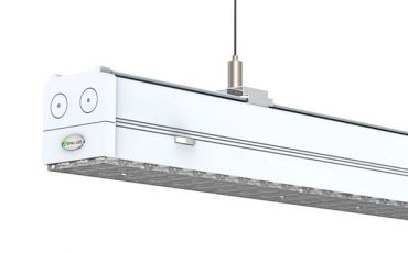 Reliable Zumtobel TECTON LED Replacement: Sanli Continuous-row LED System