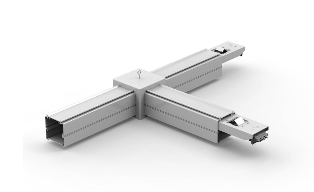 Node Connectors L T X Models 5 7 11 Wires Led Linear