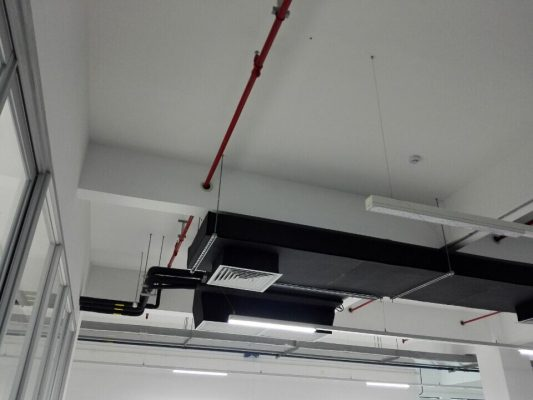 LED Linear Pendant Lighting Applications