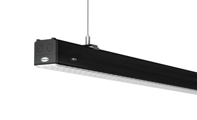 Modern Linear Suspension Lighting