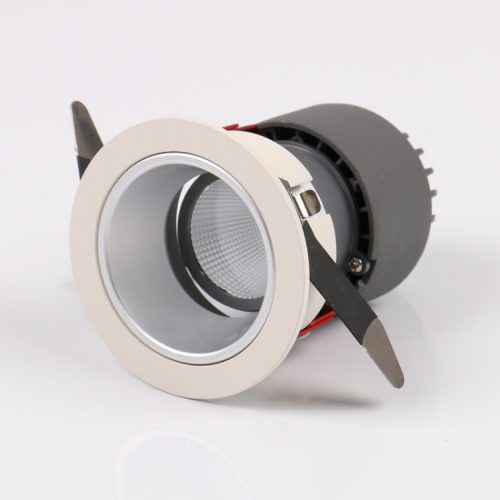 Adjustable COB LED downlight
