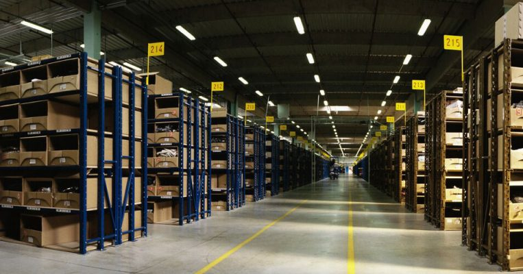 Lications For Continuous Row Linear Led Lighting Warehouse