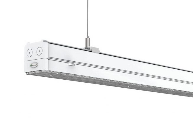 Advanced Continuous Row Linear LED Storage Light System
