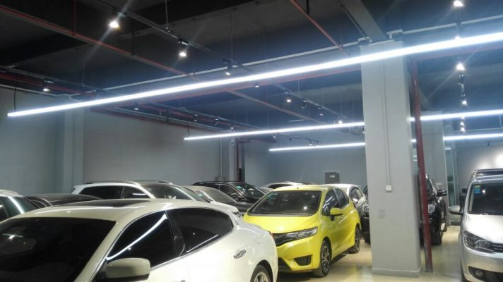 Sanli Retrofit LED Linear Light System Applications