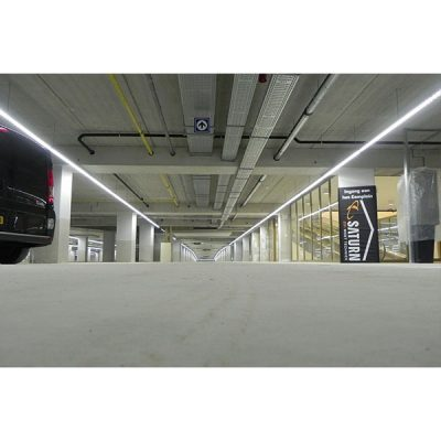 1.5M 70W Wide 6000K Emergency Linear Surface Mount LED Fixtures