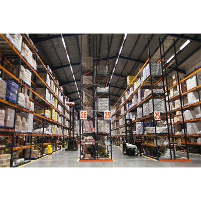 Continuous Run Linear LED Lighting Logistics